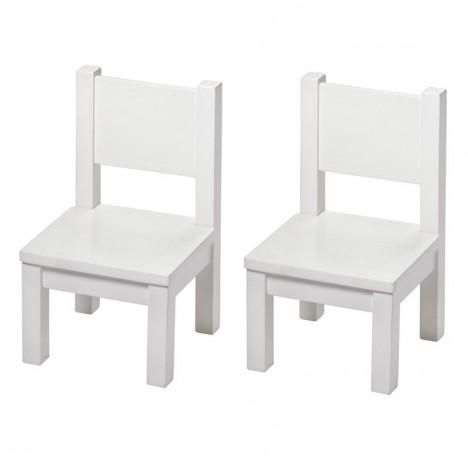 ma premiere chaise chaise enfant bois massif deco blanc montessori