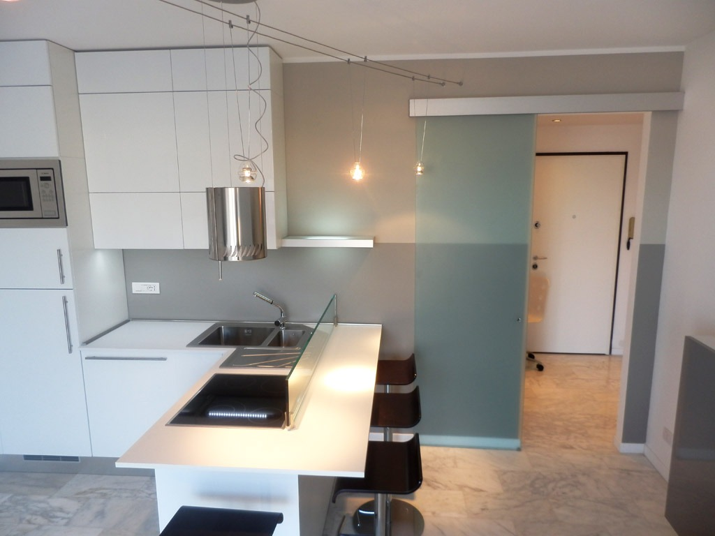 Ristrutturazione appartamento 45 mq  Piovano AD