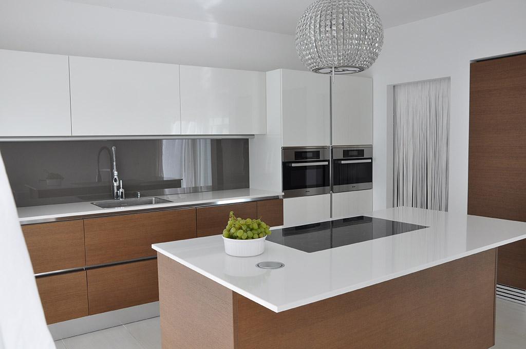 Progettazione di una cucina con isola  Piovano Home
