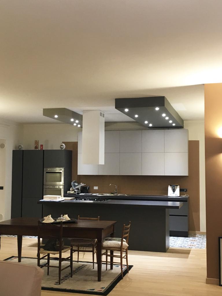 Ristrutturazione e Interior Design di un appartamento a