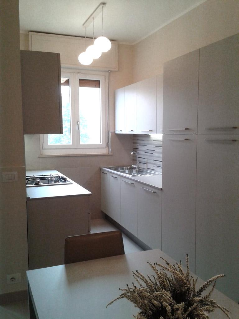 Ristrutturazione di un alloggio di circa 70 mq a Torino  Piovano AD