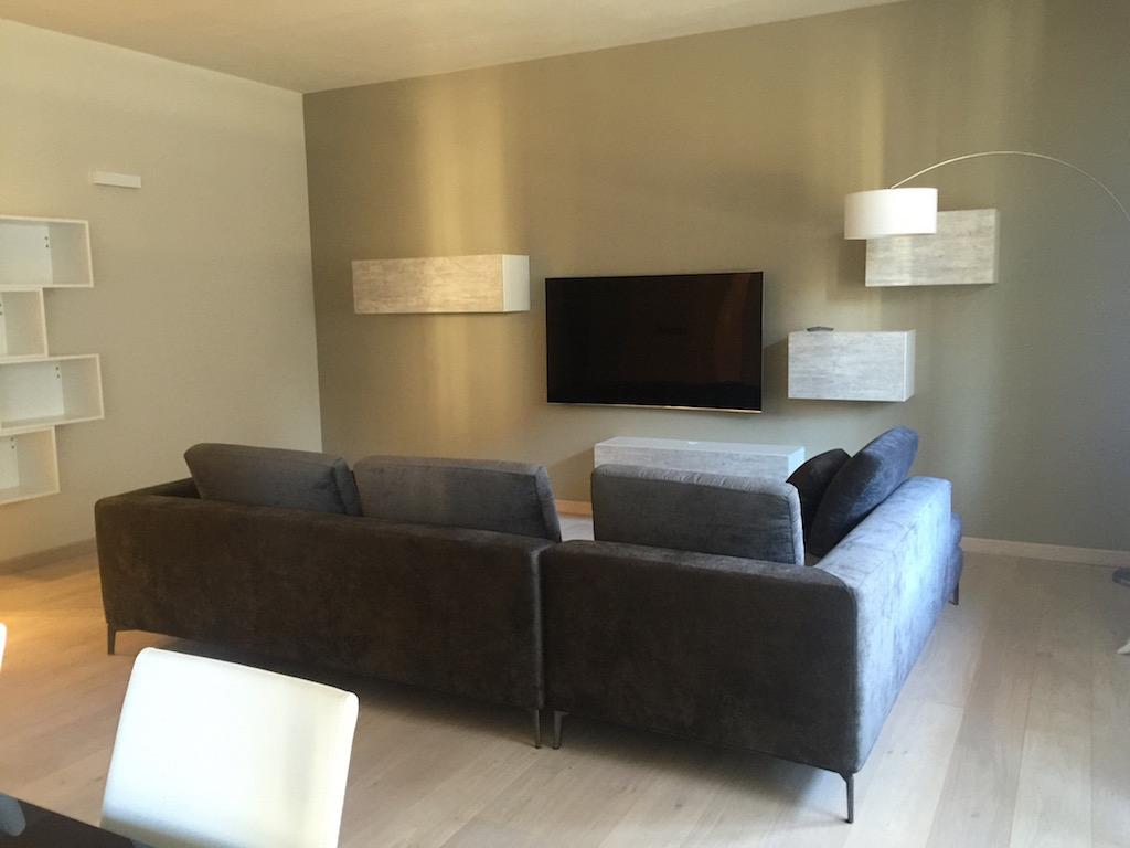 Ristrutturazione di un appartamento a Torino di 120 mq Piovano AD
