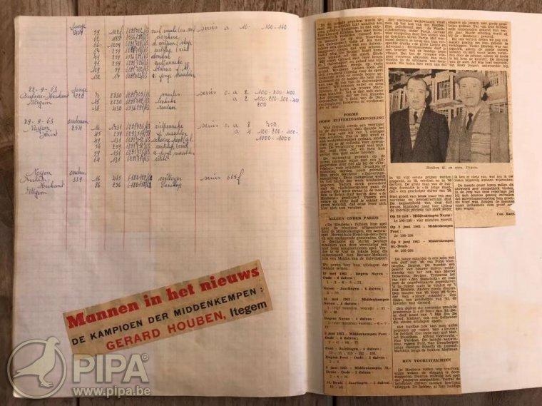 胡本70年歷史舊照放送與隆吉爾惜別最后的胡本原舍種鴿 | PIPA
