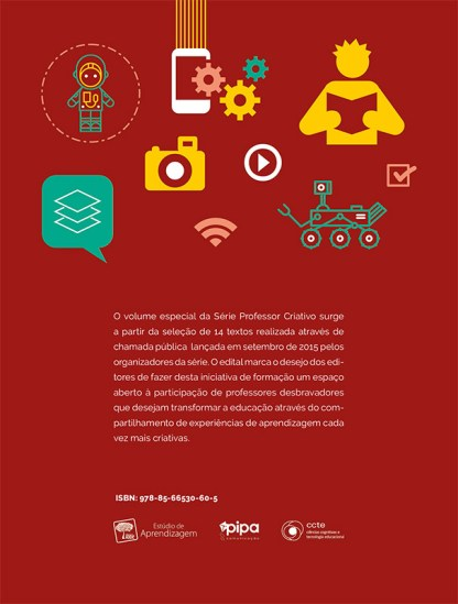 Educação criativa: multiplicando experiências para a aprendizagem