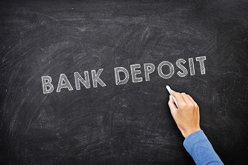 さまざまな入出金方法が選択可能