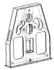 3 Roller Symmetrical hydraulic bending machine For Sheet