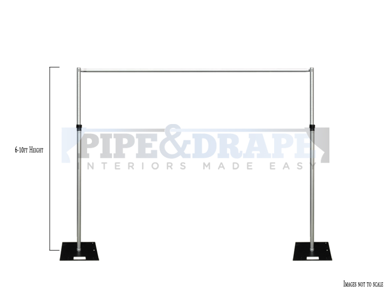 drapes stand drape wedding backdrop booth for cheap and photo pipe pin