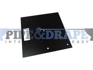 black base plate 7Kg