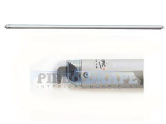 PIPE AND DRAPE CROSSBAR - REINFORCED END - CATEGORY