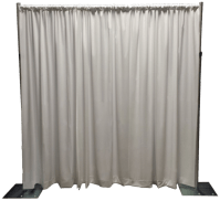 Pipe And Drape Trade Show Booth Kit - Pipe And Drape ...