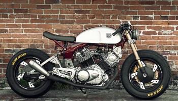 82 Yamaha Virago XV 920 - Pipeburn com