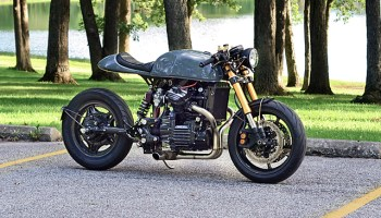 expresso. a turbo honda cx500 cafe racer from kingston customs