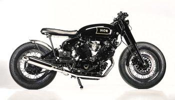 "91 Yamaha XV 1100 - ""No  13"" - Pipeburn com"