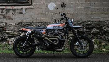 01 Harley Davidson Sportster - DP Customs - Pipeburn com