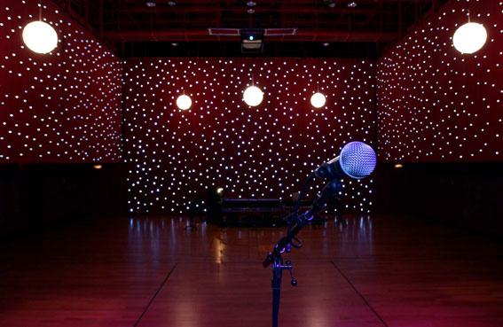 LED Star Curtain Curtains And Drapes RK LED Star Curtain Wholesale