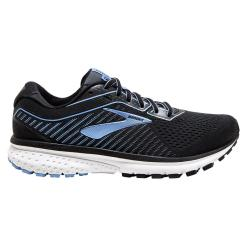 Brooks Ghost 12 Black / Turbulence / Cornflower