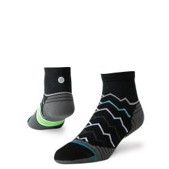 Stance Great Plains Quarter Feel360 Run Black