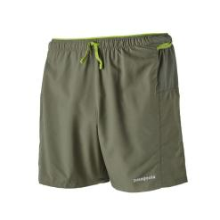 Patagonia Strider Pro Running Shorts – 5″ Industrial Green INDG