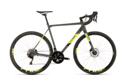 Cube Cross Race Pro grey/flashyellow