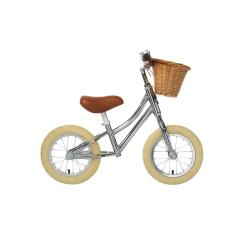 Siech Kids Bike Girl Chrome