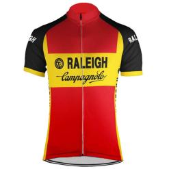 Freestylecycling Retro 1980 TI Raleigh Campagnolo Men's Cycling Jersey
