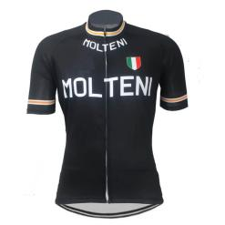 Freestylecycling Retro Molteni Pro Team Men's Cycling Jersey