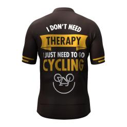Freestylecycling I Don't Need Therapy Cycling Jersey