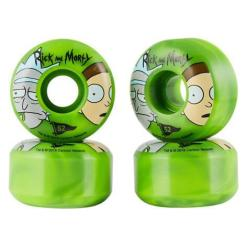 Primitive Wheels Rick & Morty Swirl 52mm