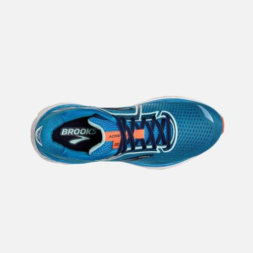 Brooks Adrenaline GTS 20 Blue / Navy / Coral