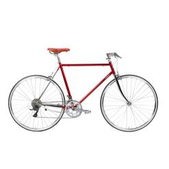 Siech 16 Speed Men Urban Chrom / Red