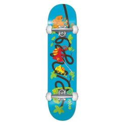 Enjoi Complete Mid Intertwinded Blue 7.25