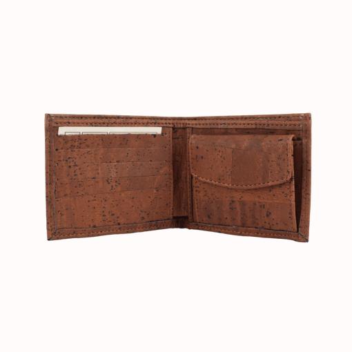 Nikin Wallet TreeWallet Regular Brown