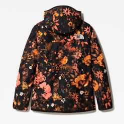 The North Face Superlu Jacket TNF Black / Fower Child Multi Print