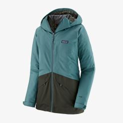 Patagonia Insulated Snowbelle Jacket Regen Green REGG