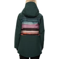 686 GLCR Mantra Insluated Jacket Sunset Stripe