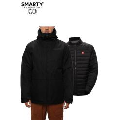 686 Smarty 3in1 Form Jacket Black