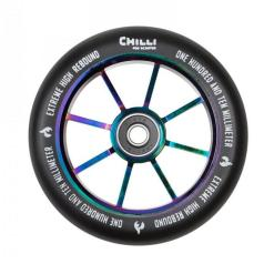 Chilli Wheel Rocky 110mm Neochrome