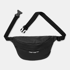Carhartt Payton Hip Bag Black / White