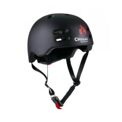 Chilli Inmold Helmet Black