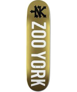 Zoo York Deck Photo Incentive Gold 8.0