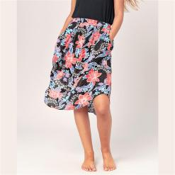 Rip Curl Paradise Night Skirt Black