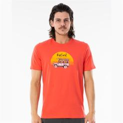 Rip Curl Endless Search Tee Pale Yellow