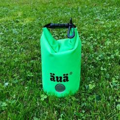 ÄUÄ Dry Bag 15L Green