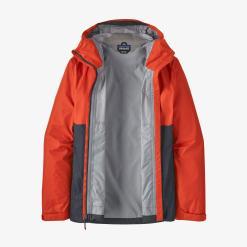 Patagonia Men's Torrentshell 3L Jacket Hot Ember HTE