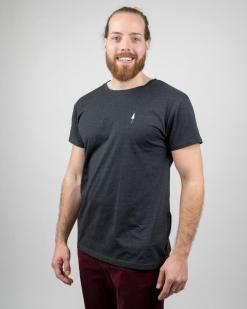 Nikin TreeShirt Basic Unisex Black Mel
