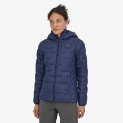Patagonia Women's Macro Puff® Hoody – Classic Navy CNY