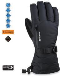 Dakine Leather Sequoia Glove Women Black