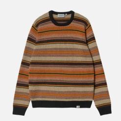 Carhartt Tuscon Sweater Tuscon Stripe, Offroad