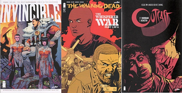 Skybound Comics - Invincible, The Walking Dead, Outcast