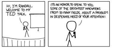 Stick Figure webcomic, XKCD